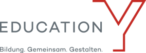 EDUCATION Y Logo SCHULE 4c